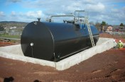 Storage tank fabrication and construction