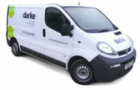 Darke Engineering van