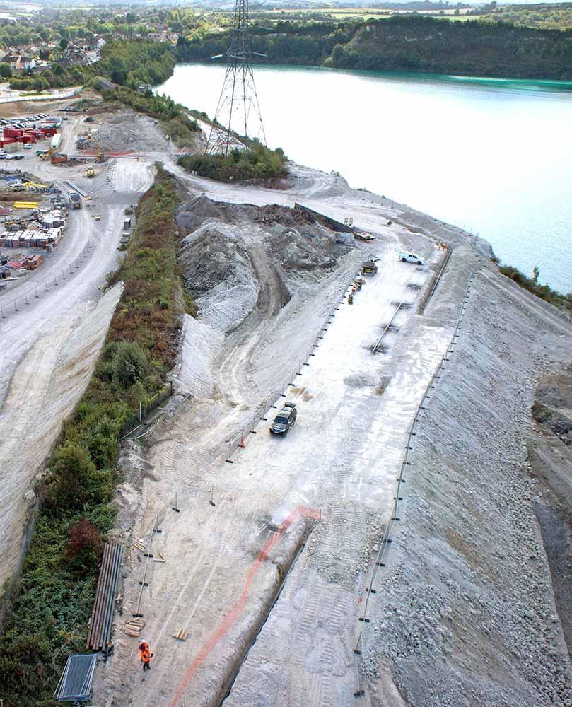 Pipeline diversion - Darke Engineering