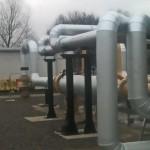 Darke Engineering work at Cowpen Bewley