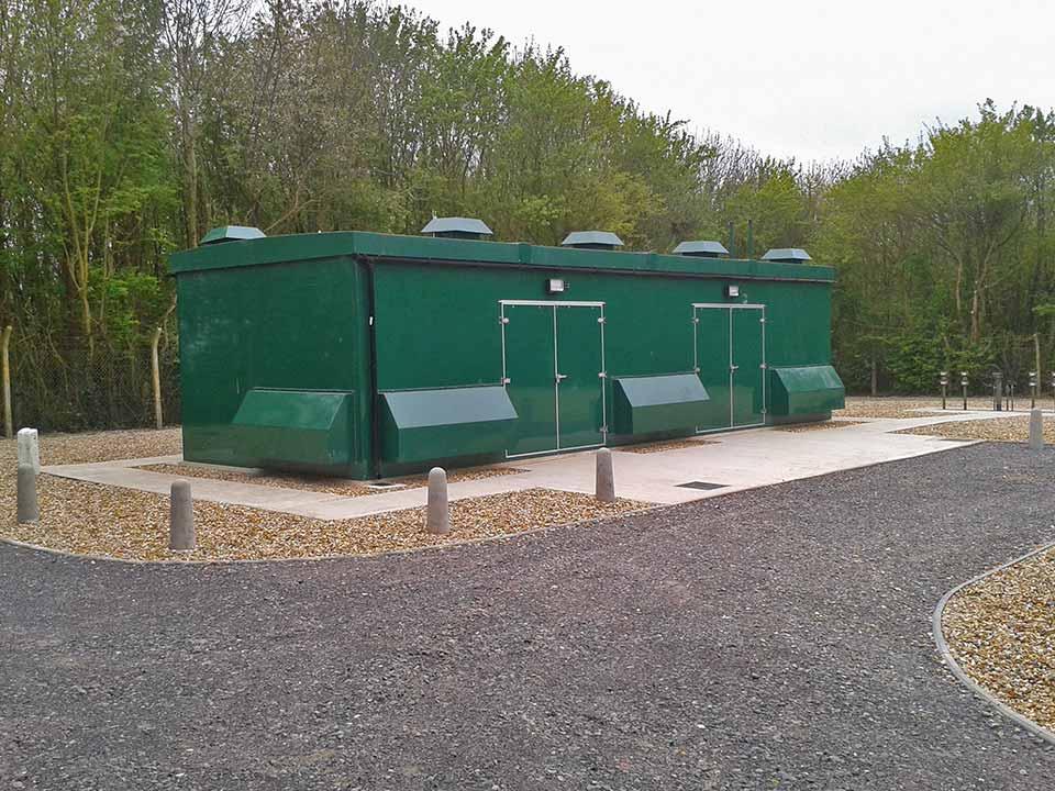 Southern Gas installation - Darke Engineering