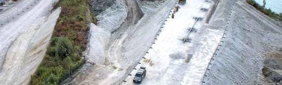 Pipeline diversion for new housing development